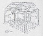 Blueprint Walden Replica 1985